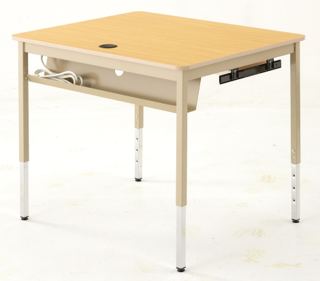 Honor Roll 4-Leg Computer Table