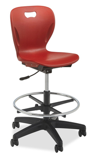 Explorer Lab Height Gas Lift Chair