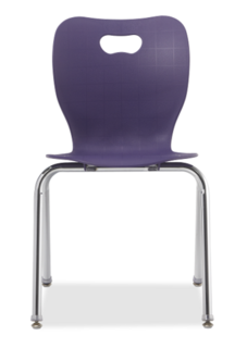 Smooth 4-Leg Chair