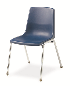 Honor Roll 4-Leg Chair