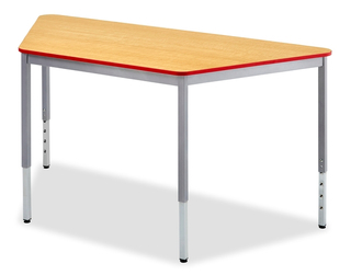 Honor Roll Trapezoid Activity Tables with Full Frame Design